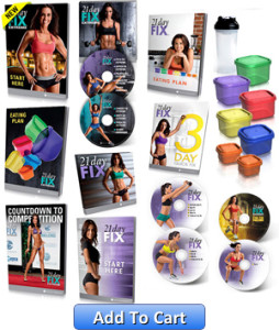 Order 21 Day Fix and 21 Day Fix EXTREME Combo Package!