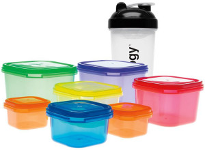 21 Day Fix Portion Control Containers