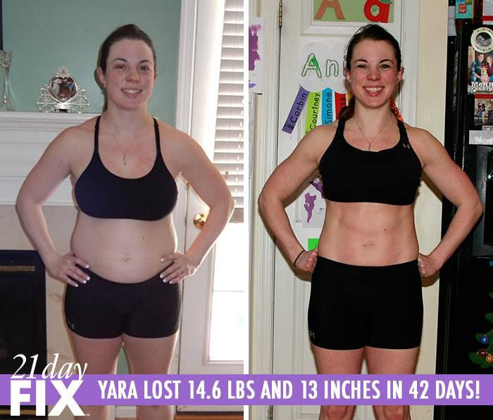 Yara Can't Belive How Good She Feels Now! She Lost 14.6 LBS