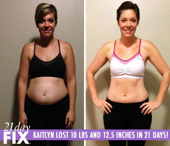 Kaitlyn Gained Energy, Her Clothes Now Fit Great, & She Lost 10 LBS