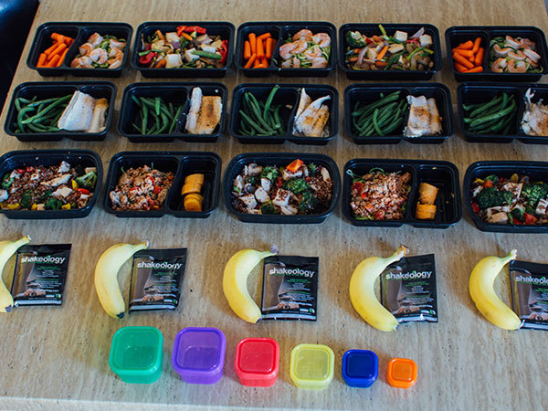 Start creating your own weight loss meals with the 21 Day Fix Program!