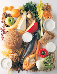 Eat the right nutritional balance and weight loss will take care of itself!