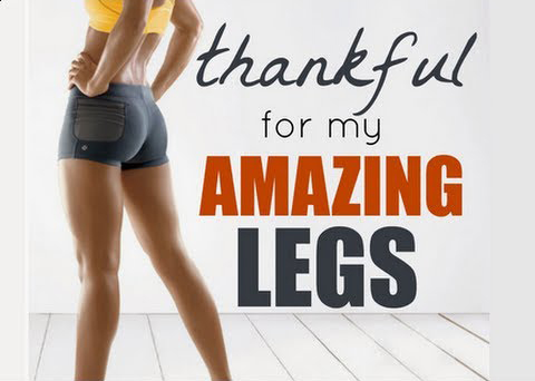 Get amazing legs with Autumn. Creator of the 21 Day Fix.