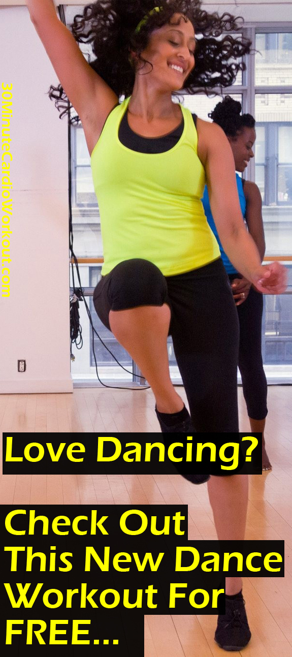 New dance workout. Try it out before it's released. Find out how here: http://www.30minutecardioworkout.com/try-cize-for-free