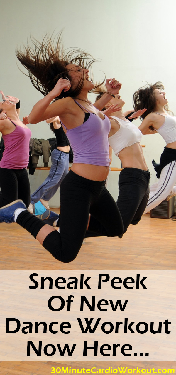 Sneak peek of new dance workout. Try it out for free here: http://www.30minutecardioworkout.com/try-cize-for-free