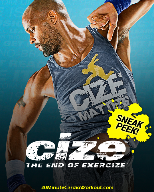 Special Sneek Peak of Cize when you sign up for Team Beachbody Club for FREE!