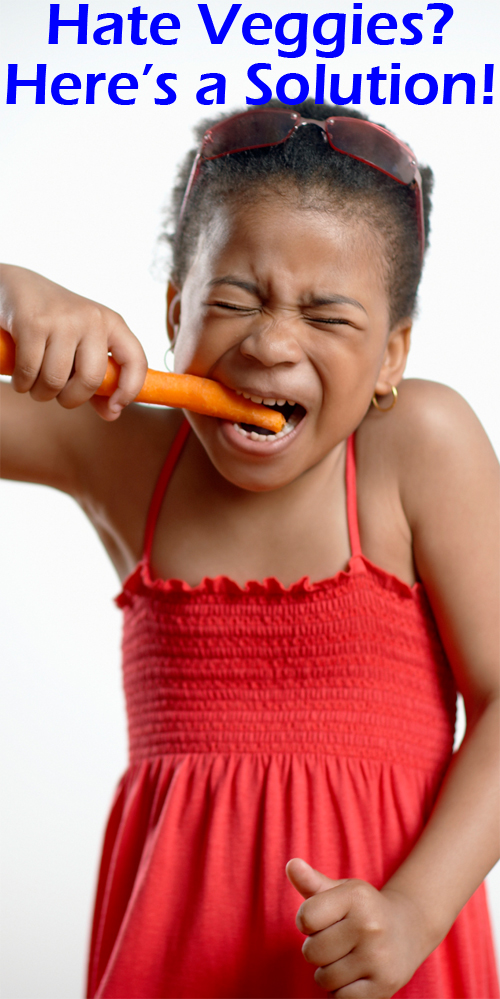 I hated vegetables and still do. Yet, I got my health back by making a small change. Check it out here: http://www.30minutecardioworkout.com/vegetable-hater-solution-08