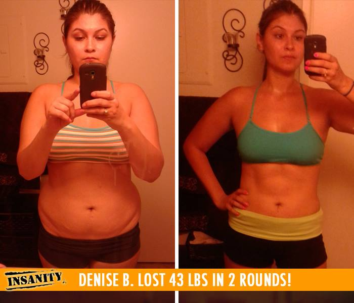 Denise Lost 43 LBS